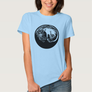 Positive and negative principles girl shirt