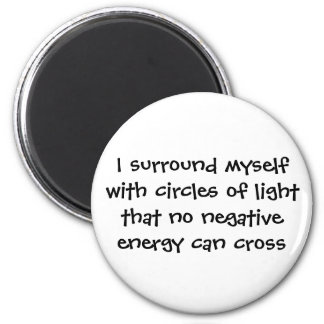positive aura magnet