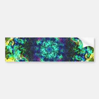 Positive Charge Bumper Sticker