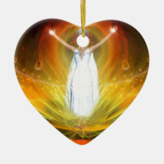 Positive Energy Goddess Christmas Ornament