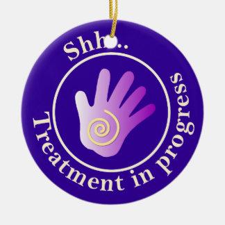 Positive Energy Hand Door Hangers Christmas Ornament