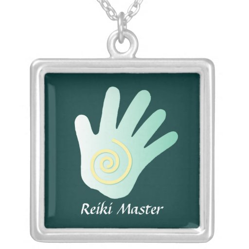 Positive Energy Hand Necklace