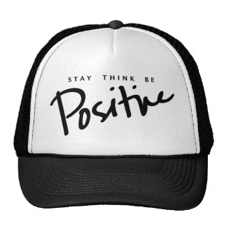 positive image hats