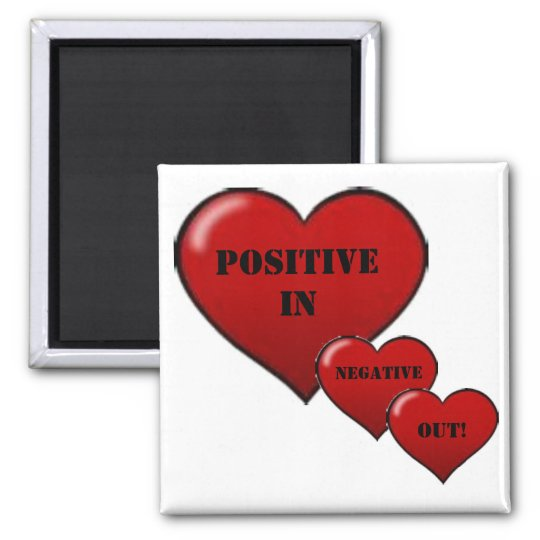 Positive In, Negative Out, Magnet