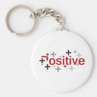 Positive Key Chains