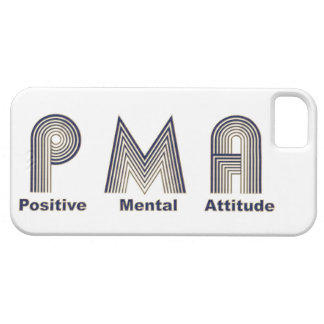 Positive Mental Attitude Iphone 5 Case Design