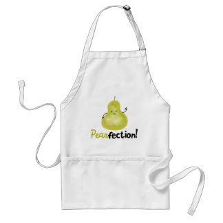 Positive Pear Pun - Pearfection Standard Apron