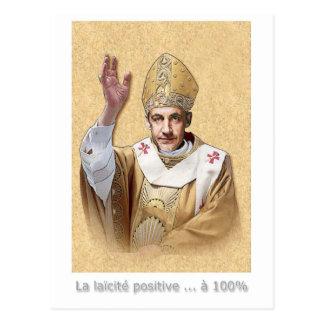 positive secularism postcards