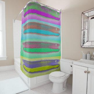 Positive Shower Curtain