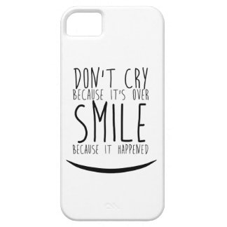 Positive smile barely there iPhone 5 case
