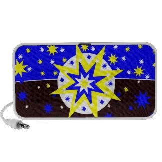 Positive Stars Laptop Speakers