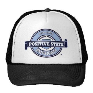 Positive State U, Baby blue Signature logo Cap