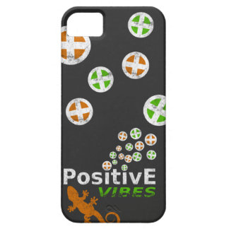 Positive Vibes iPhone 5 Cover