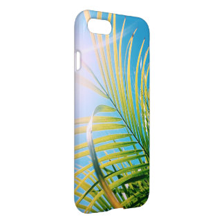 Positive Vibes Palm Leaf IPhone 8/7 Case