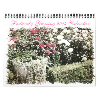 Positively Growing 2014 Calendar