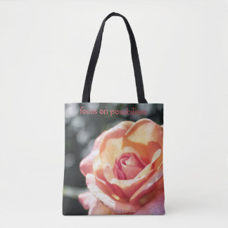 Positively Minded Tote Bag