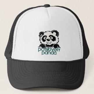 Positively Panda Trucker Hat