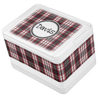 Positively Plaid Igloo Cooler Collection