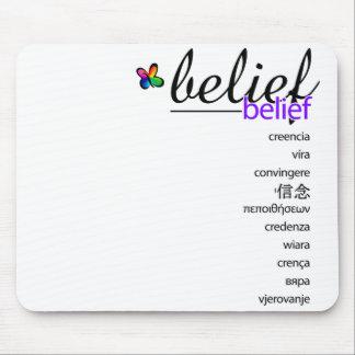 PositivEnergy Belief Mousepad