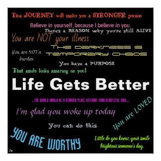Positivity Poster