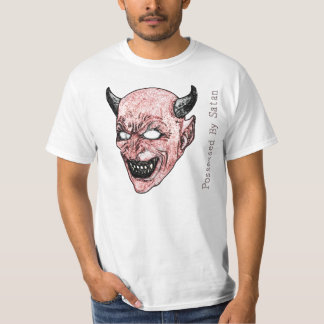 Possessed By Satan Shirt 2