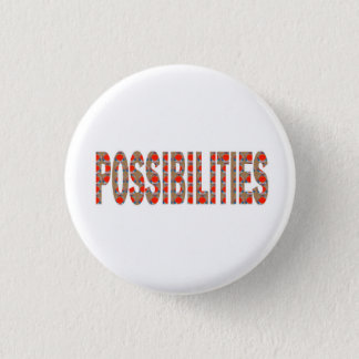 POSSIBILITIES : Wisdom Words Coach Mentor LOWPRICE 3 Cm Round Badge