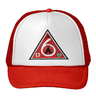 Post 6 Triangle Mesh Hat