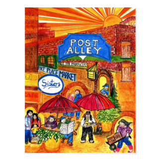 Post Alley Post Cards