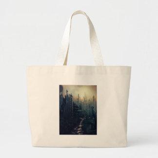 Post Apocalypse Jumbo Tote Bag