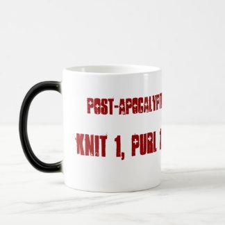 Post-apocalyptic morning mug