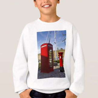Post Box Phone box Sweatshirt