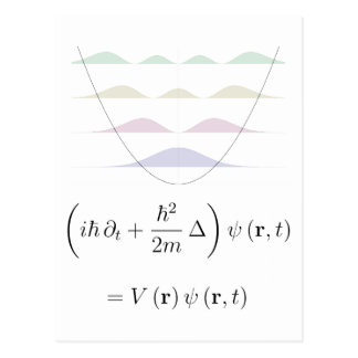 post card harmonic oscillator