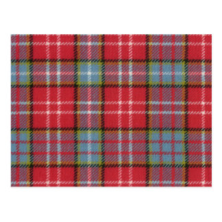 Post Card Ogilvie Old Rare Ancient Tartan