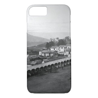 Post Corral_War Image iPhone 7 Case