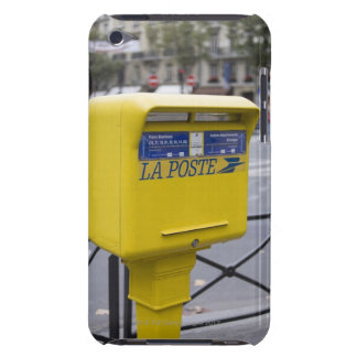 Post in Paris iPod Touch Case
