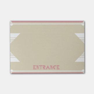 Post-it Memo [Art Deco] Post-it Notes
