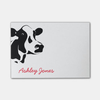 Post-it-Notes-Country Cow Post-it® Notes