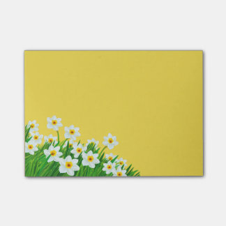 Post-it-Notes-Daffodils Post-it® Notes
