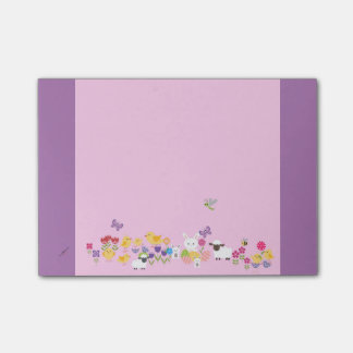 Post It Notes - Think Spring! Post-it® Notes