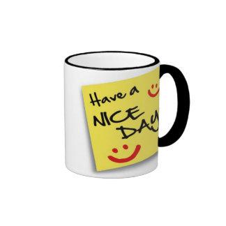 Post NICE DAY - mug