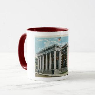 Post Office, Greensburg, Pennsylvania Vintage Mug
