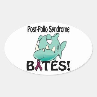 Post-Polio Syndrome BITES Sticker