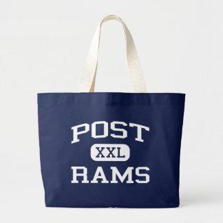 Post - Rams - Junior - Detroit Michigan Canvas Bag
