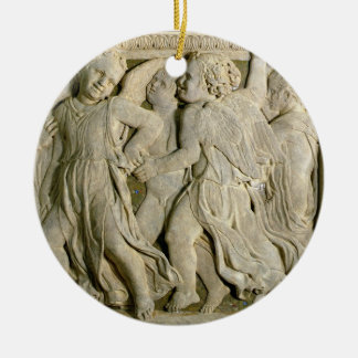 Post-restoration panel No.I from the exterior pulp Christmas Tree Ornaments