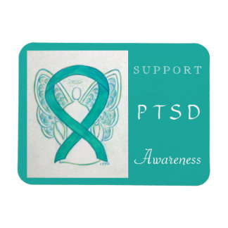 Post-Traumatic Stress Disorder Awareness Magnet