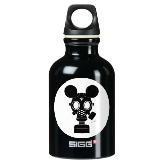 Post World Zuno : Gas Mask 01 SIGG Traveller 0.3L Water Bottle