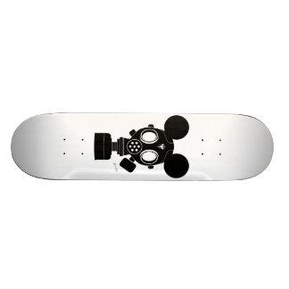 Post World Zuno : Gas Mask 01 Skateboard Deck