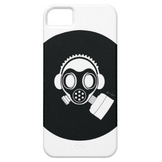 Post World Zuno : Gas Mask 04 Case For The iPhone 5
