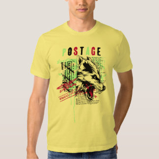 Postage wolf Shirt