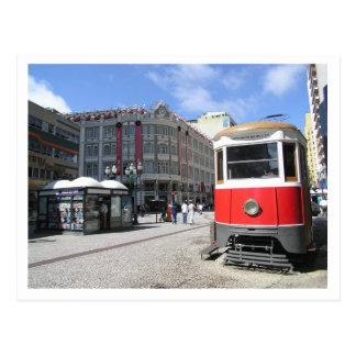 Postal card Curitiba Postcard